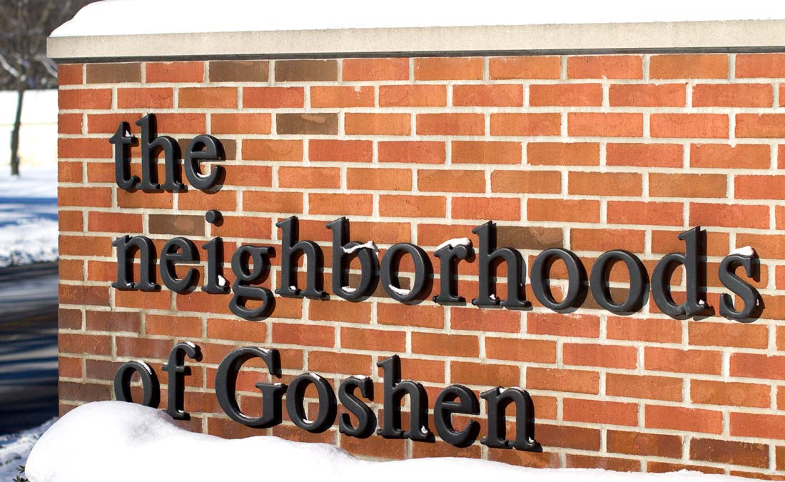 City of Goshen Neighborhood Associations • Good of Goshen