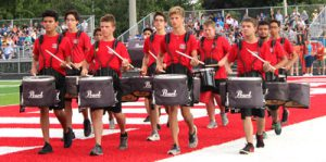 Crimson Percussion Ensemble
