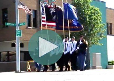 Memorial Day Parade Inspires Community Spirit