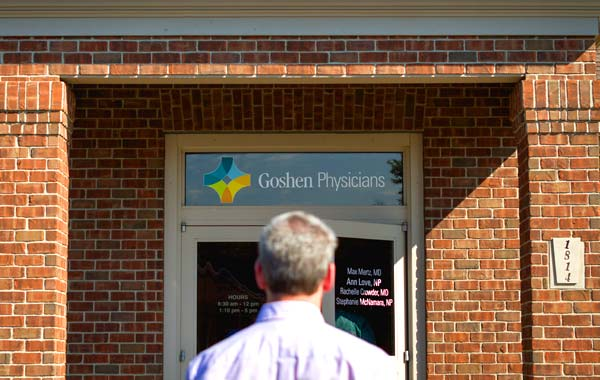 Goshen Through My Eyes: Dr. Max Mertz