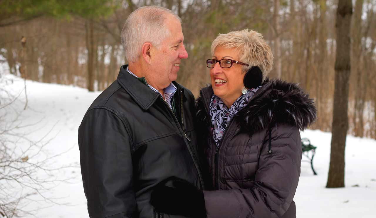 Goshen Through My Eyes: Larry and Cathy Nafziger