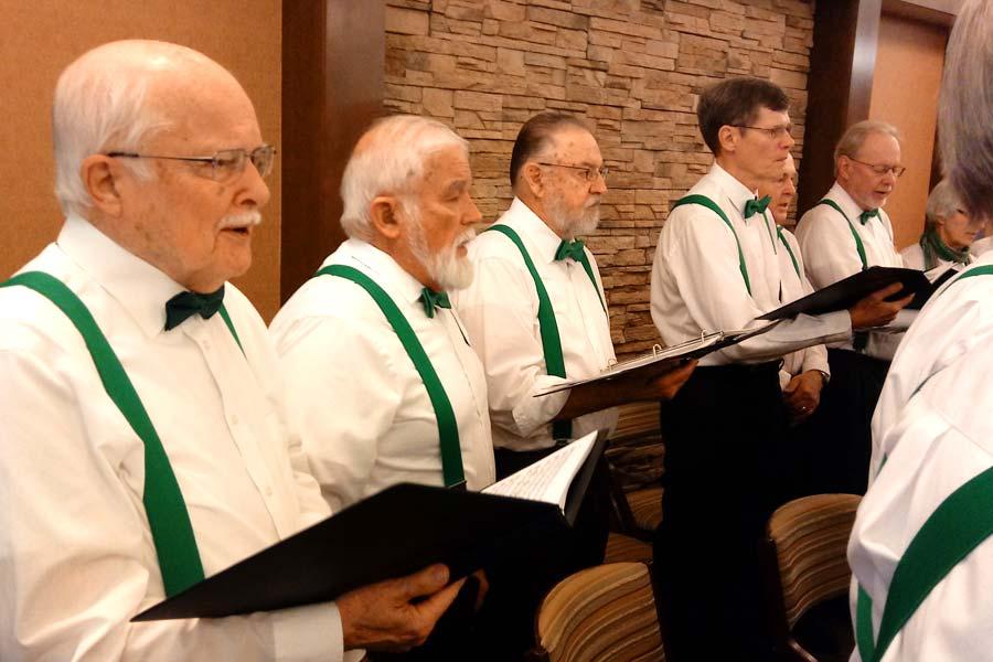 Greencroft Residents • The Good of Goshen