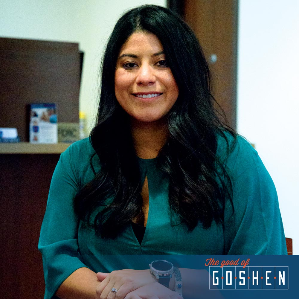 Adriana Garcia Bontreger • The Good of Goshen