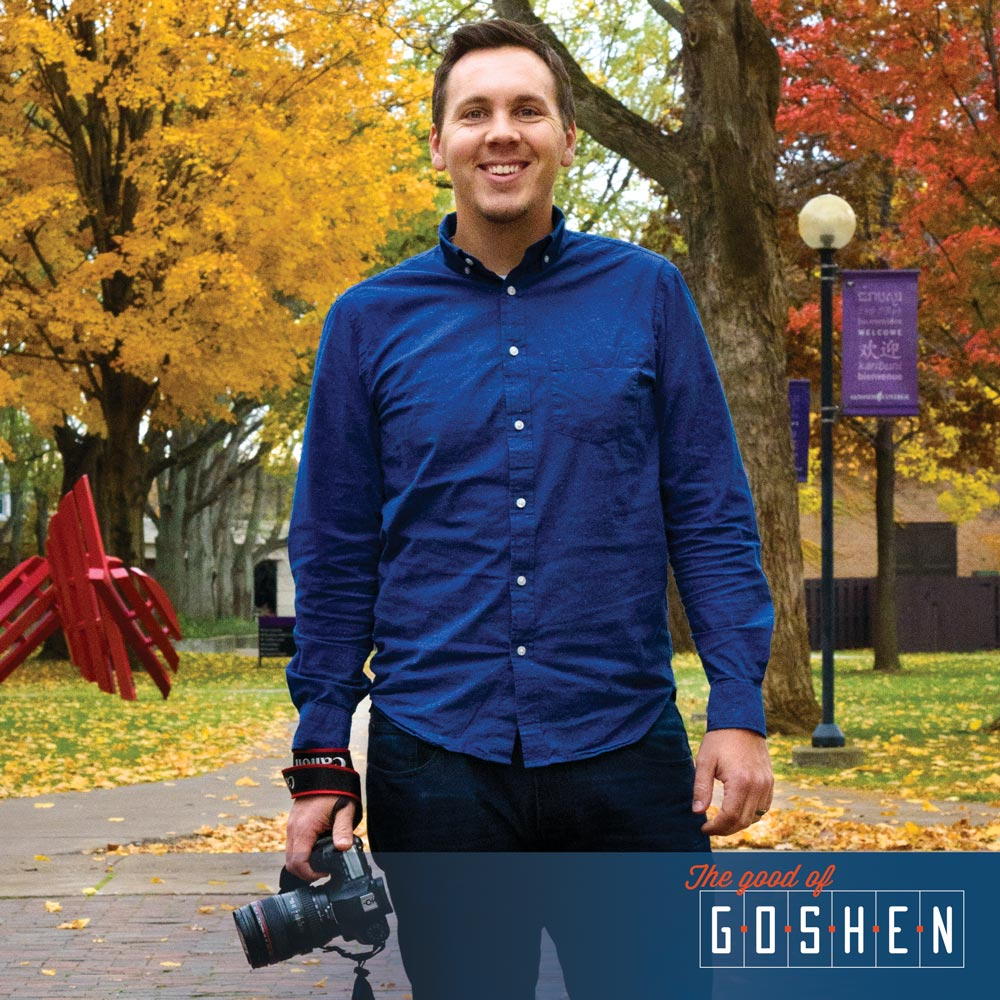 Brian Yoder Schlabach • The Good of Goshen