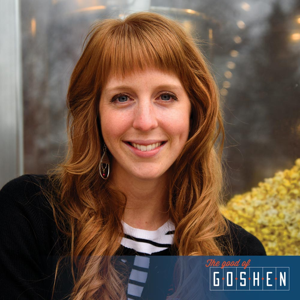 Kate Leaman • The Good of Goshen