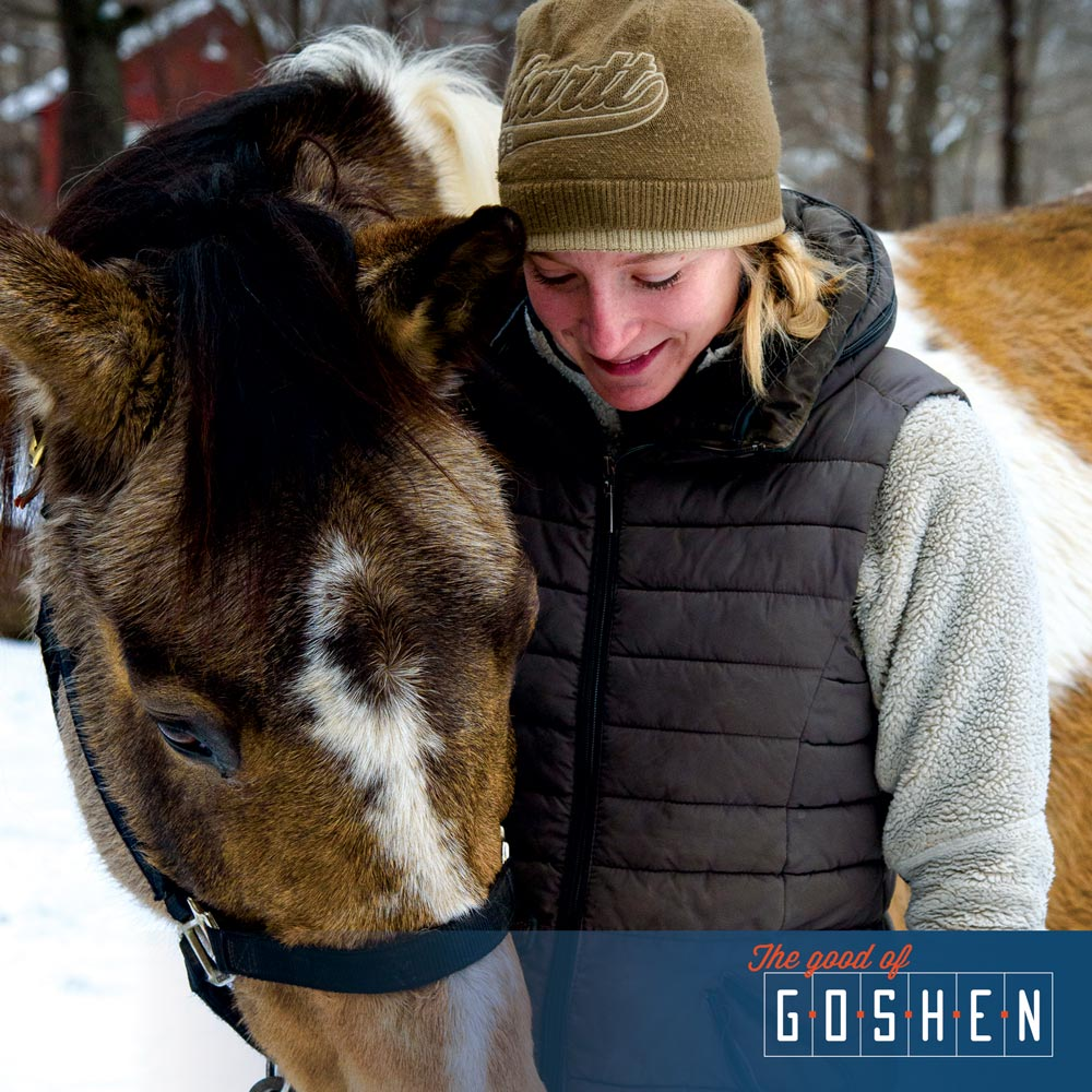 Kristen Savage • The Good of Goshen