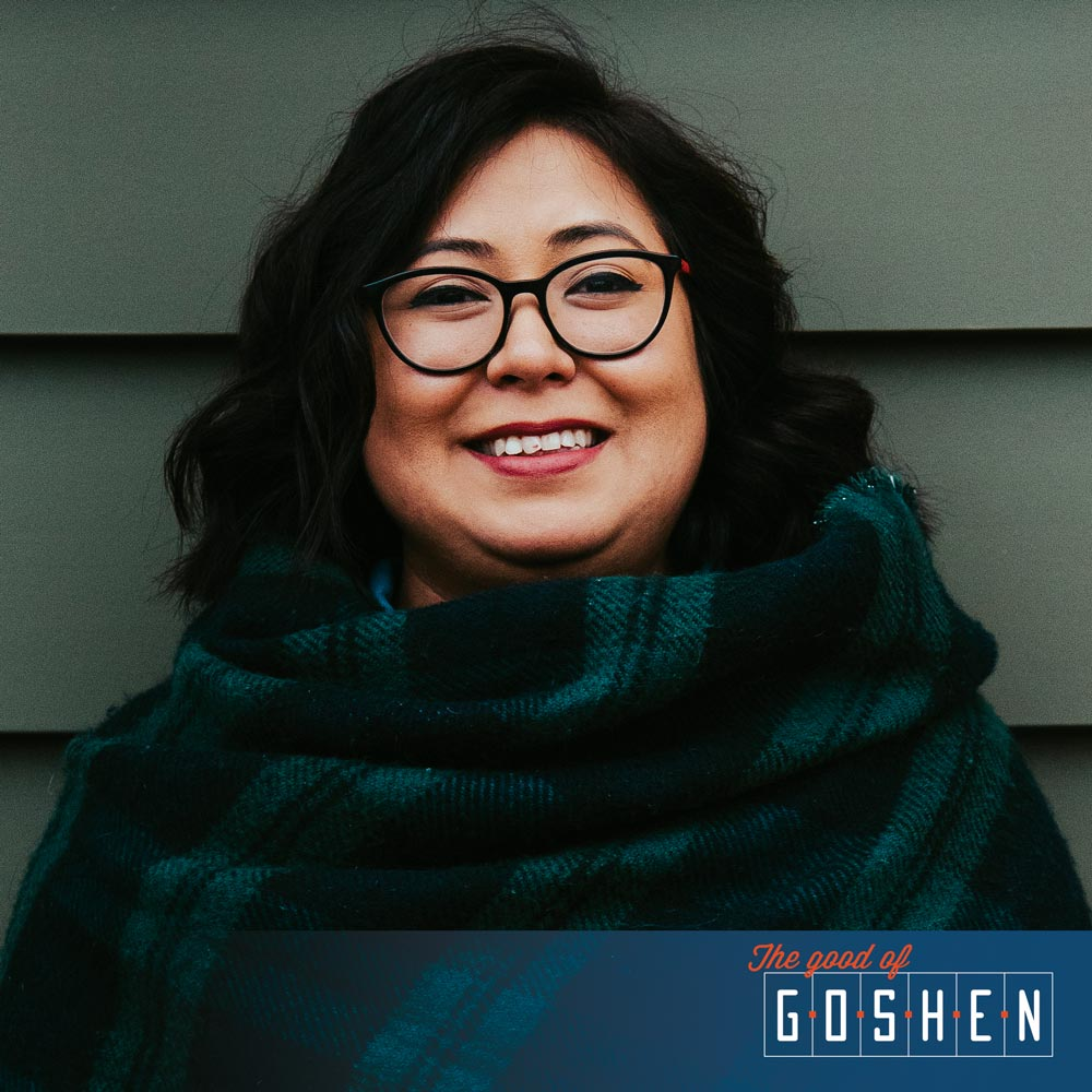 Sharon Hernandez • The Good of Goshen