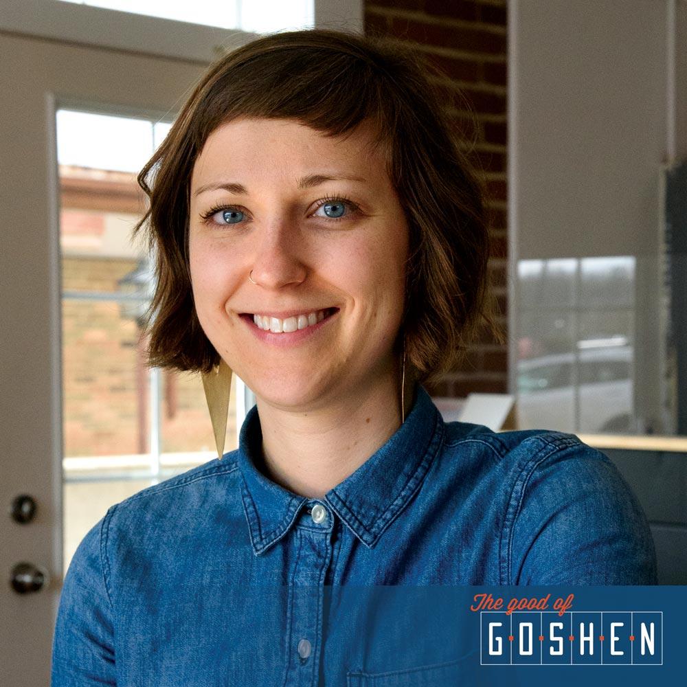 Stacy Dechnik • The Good of Goshen