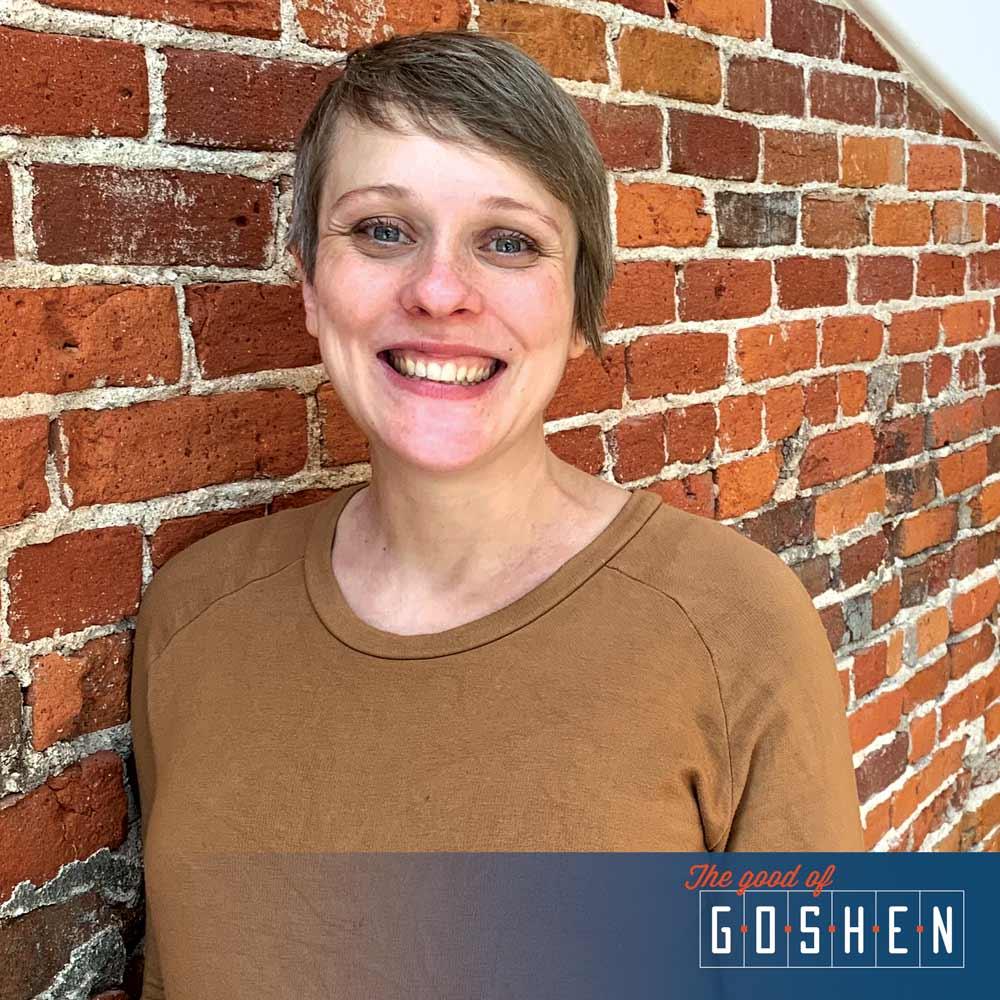 Anna Wiebe • The Good of Goshen