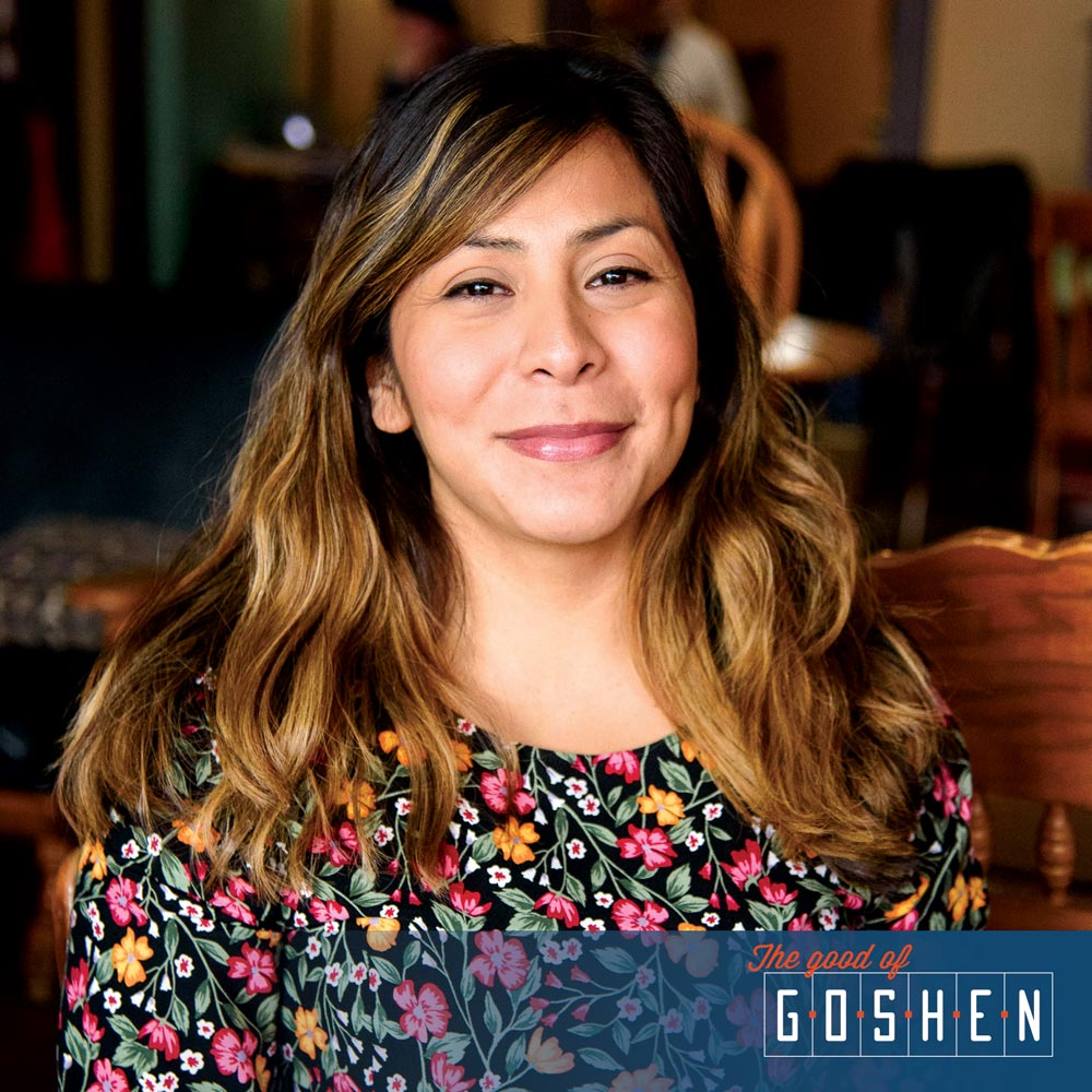 Esmerelda Gutierrez • The Good of Goshen