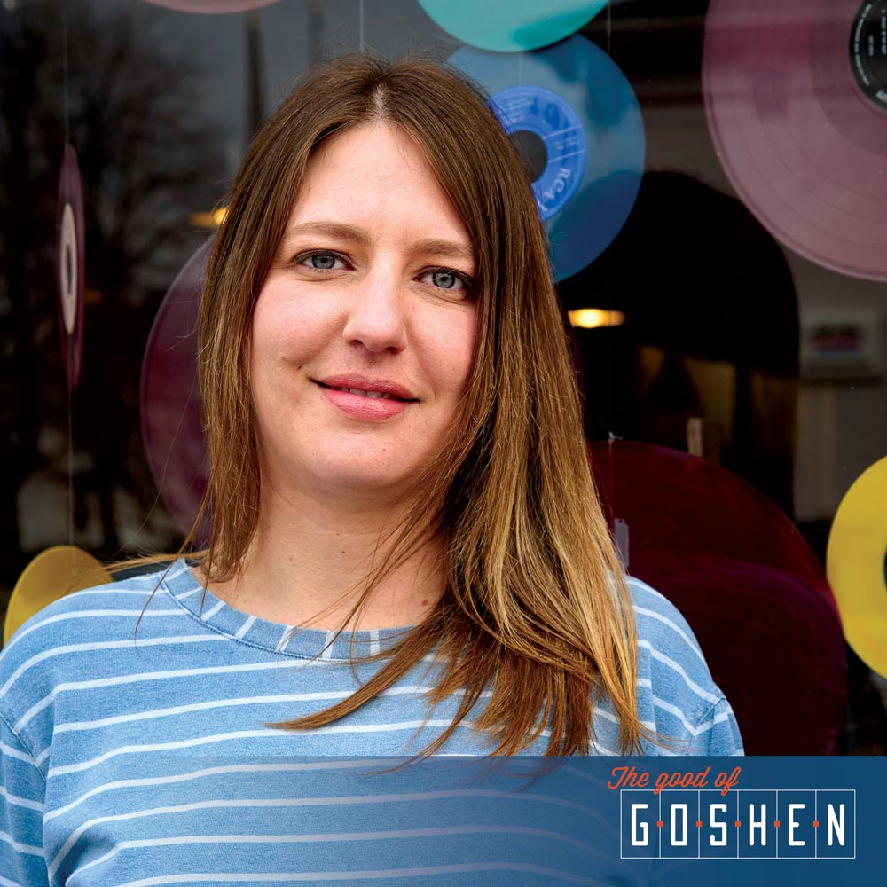 Julie Hershberger • The Good of Goshen