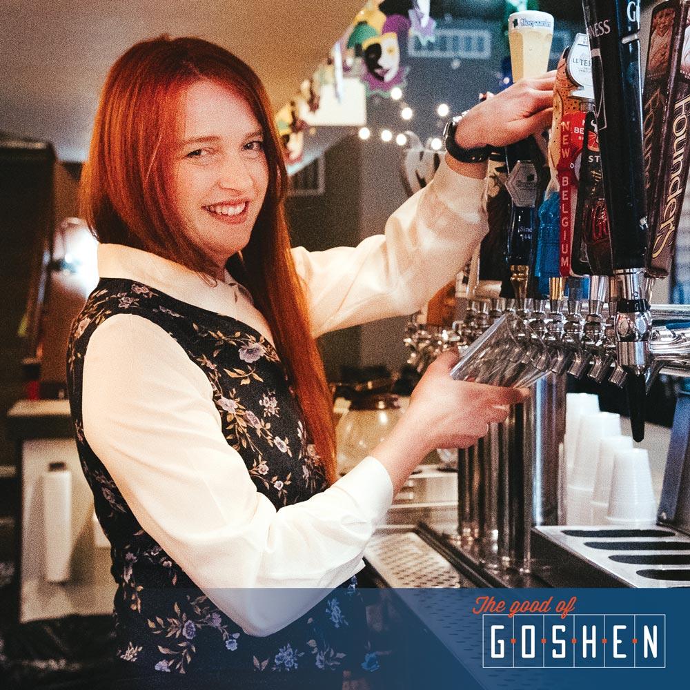 Sarah Emmons • The Good of Goshen