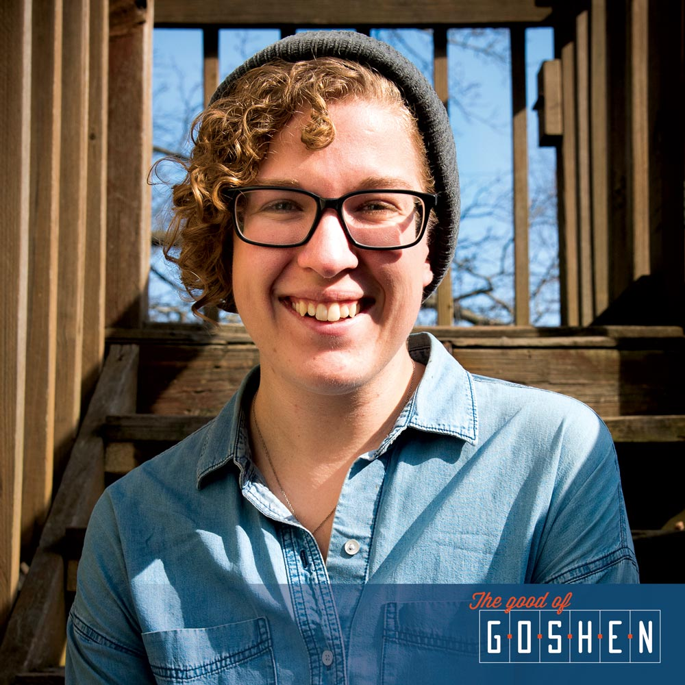 Taylor Zehr • The Good of Goshen