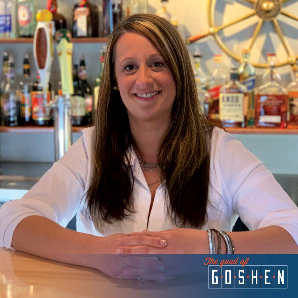 Amanda Akers • The Good of Goshen