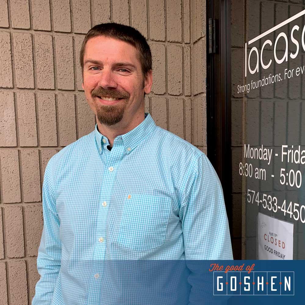 Chris Kingsley • The Good of Goshen