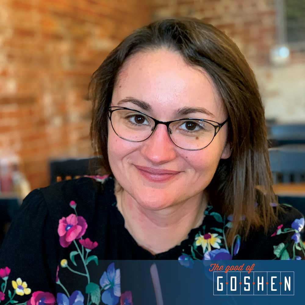 Lavonne Shetler • The Good of Goshen