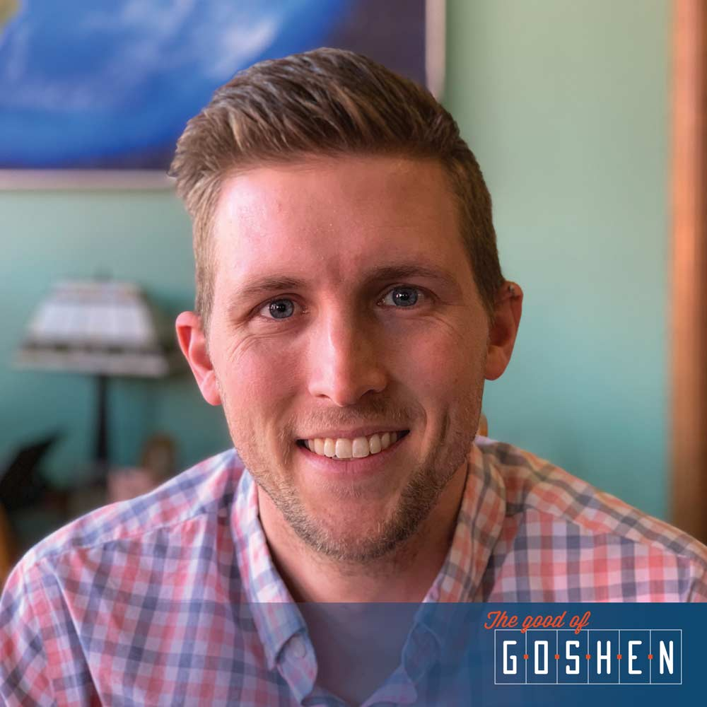 Mark Eash Hershberger • The Good of Goshen