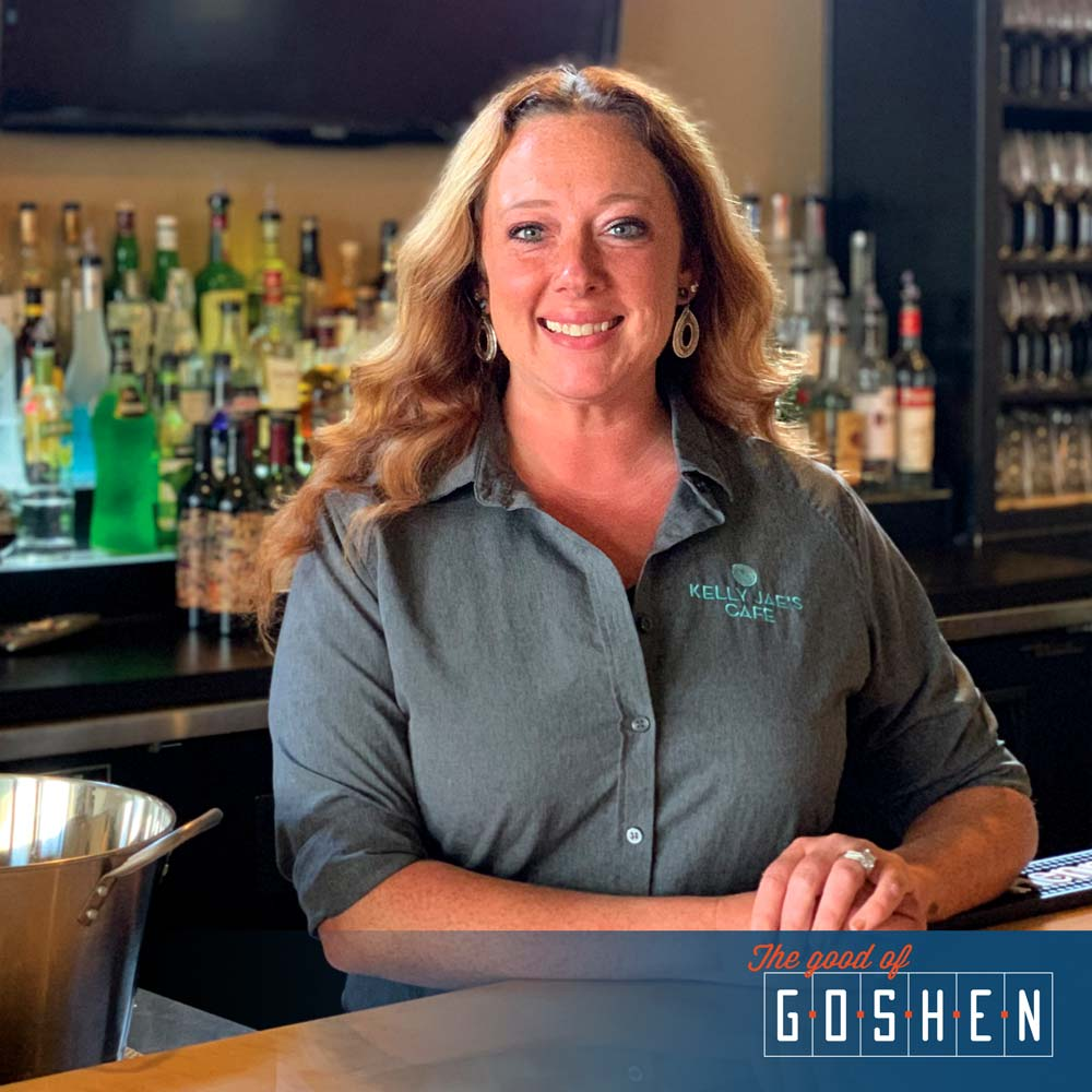 Audry Sheeley • The Good of Goshen