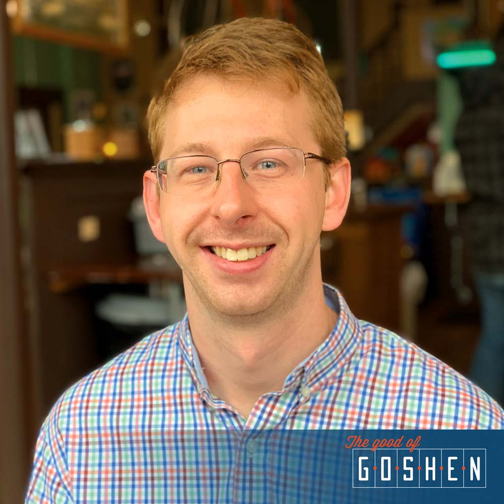 Darin Bontrager • The Good of Goshen