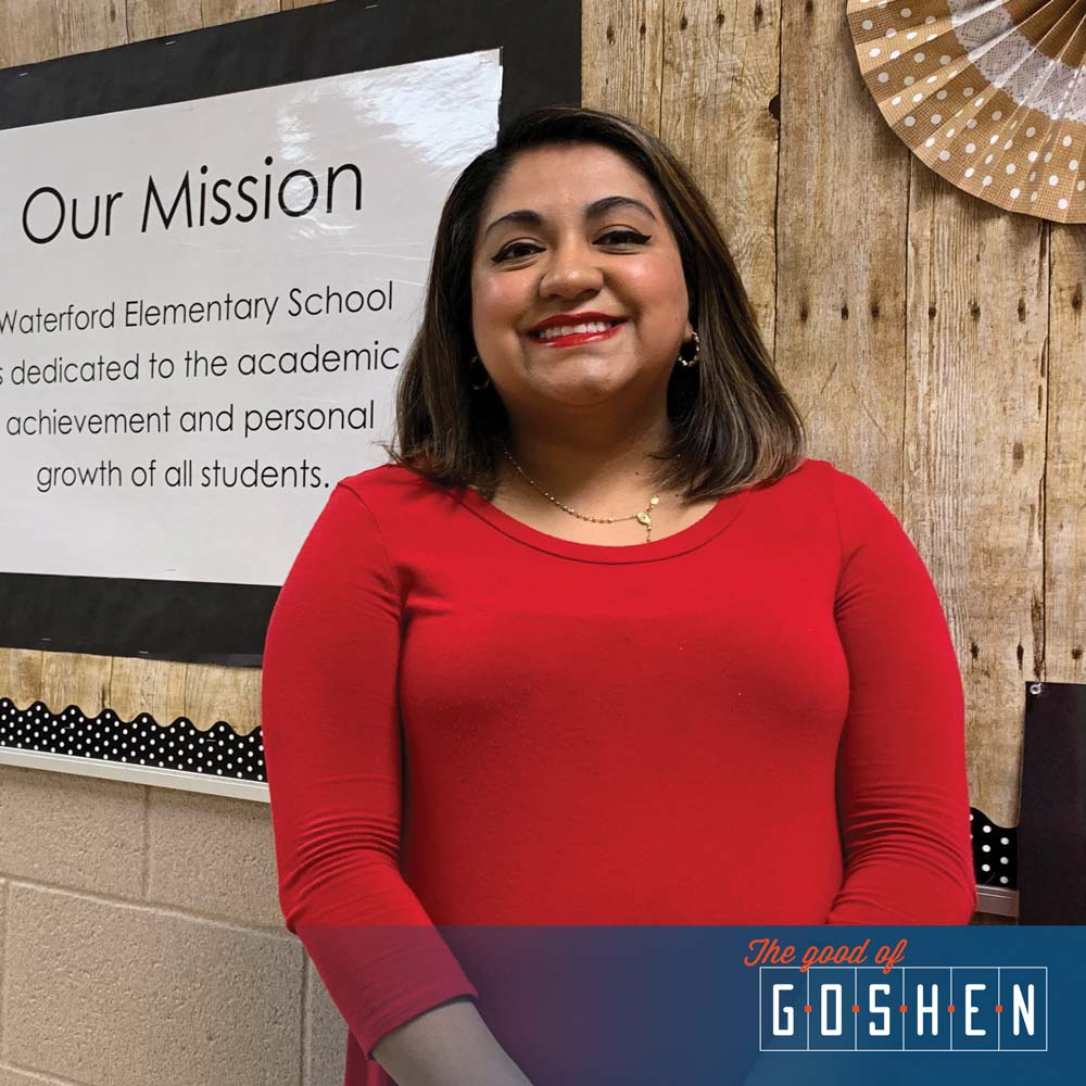 Eliana Medrano • The Good of Goshen