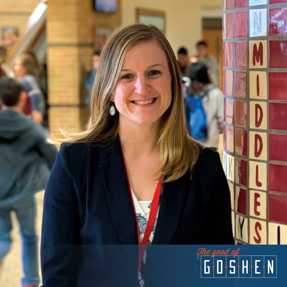 Liz Martin • The Good of Goshen