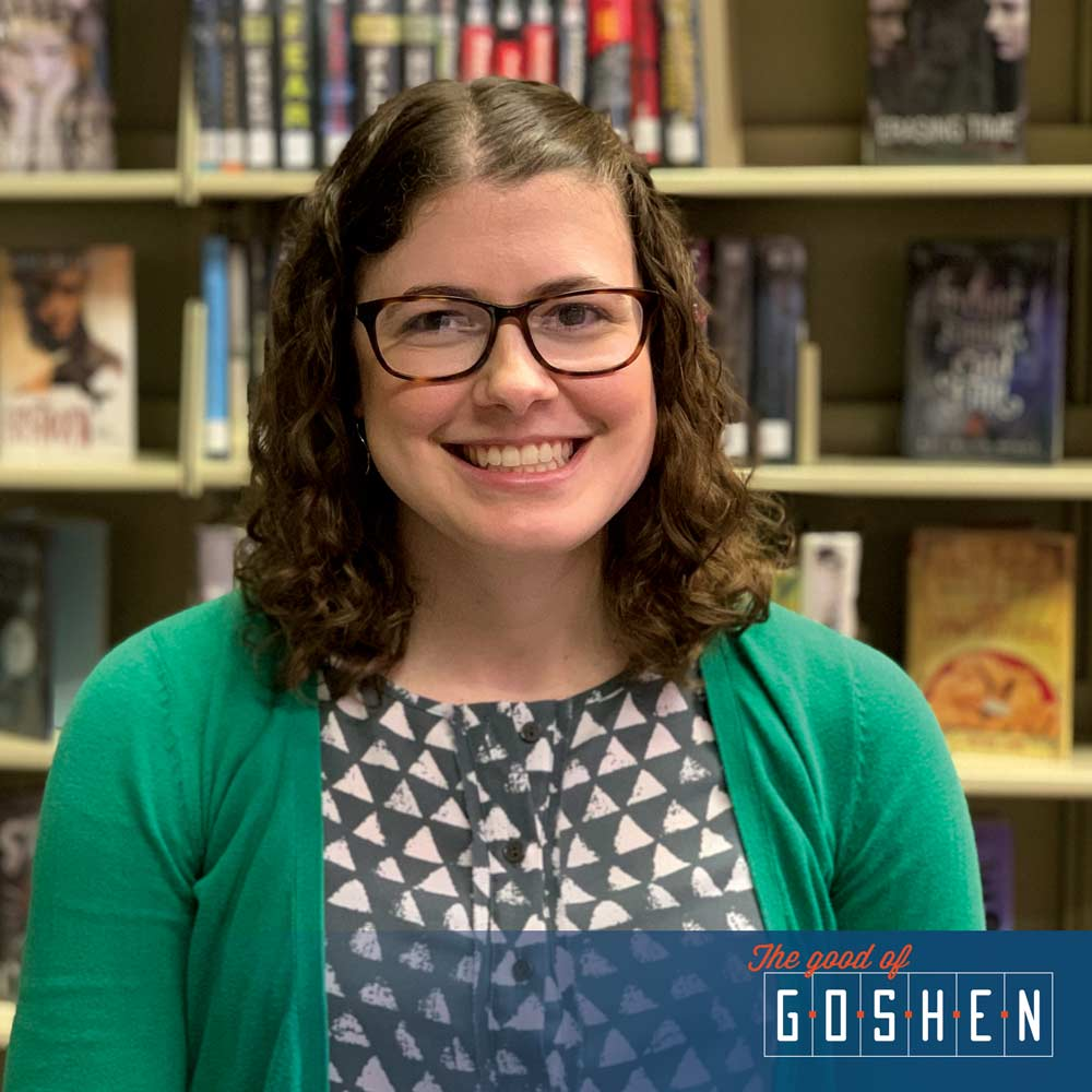 Emily Stuckey Weber • The Good of Goshen
