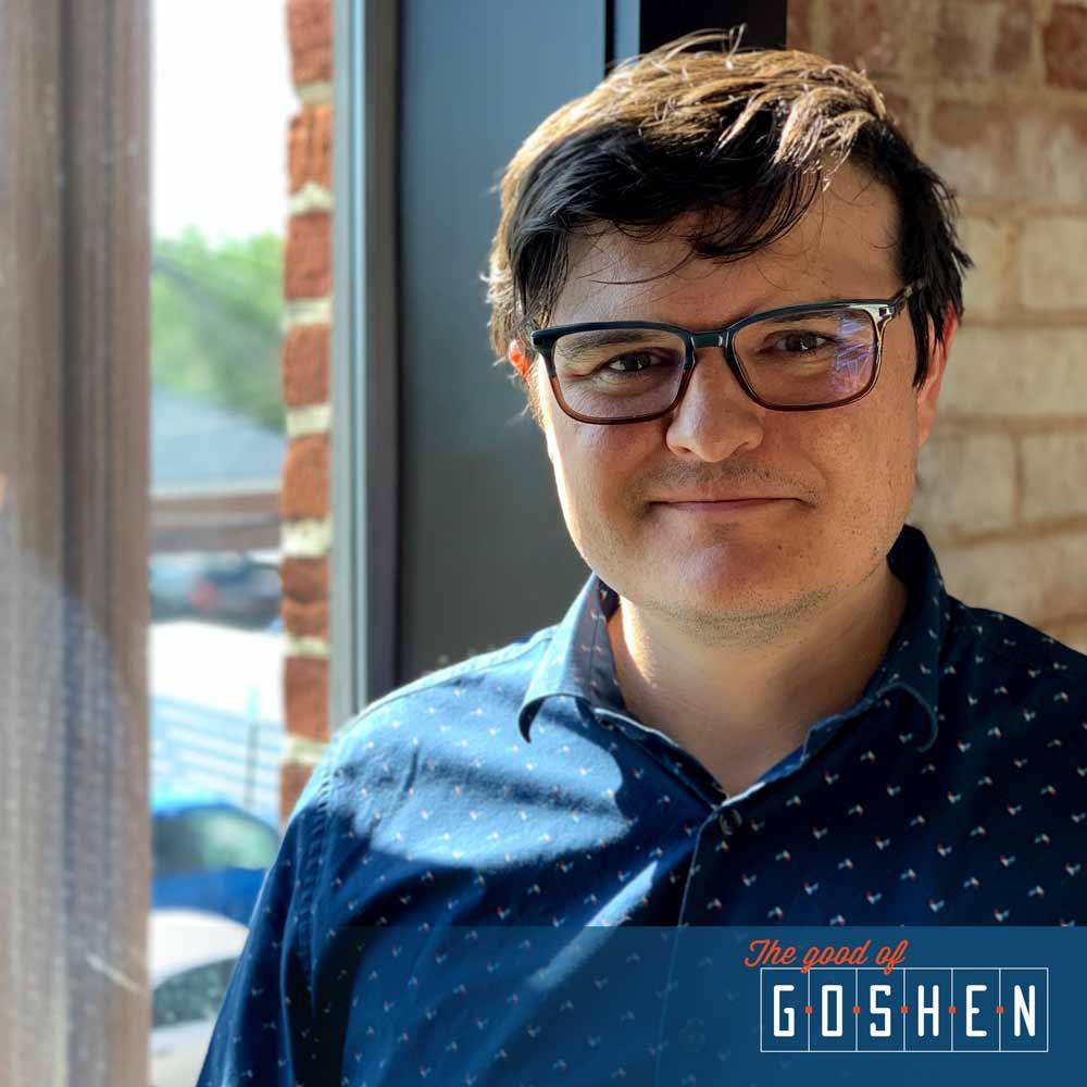 Courtney Collins • The Good of Goshen