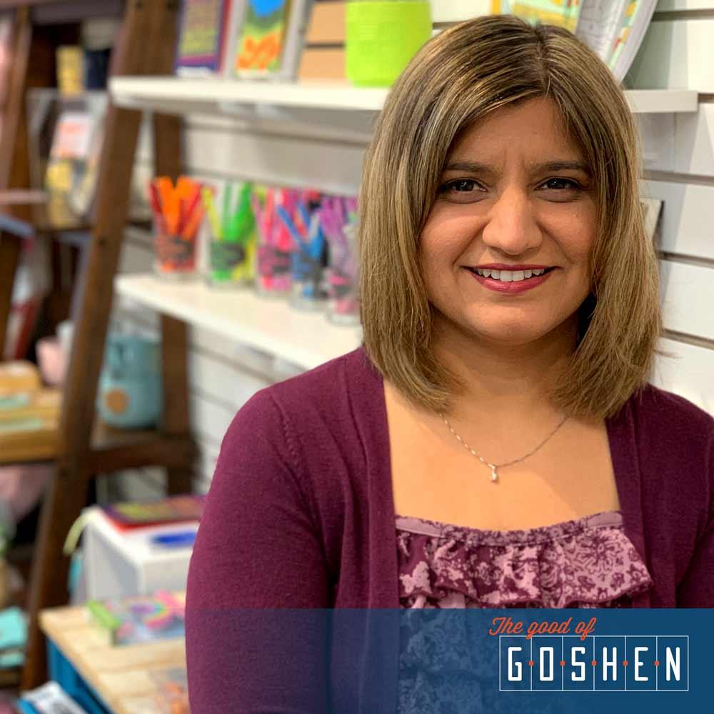 Jasmine Wall • The Good of Goshen