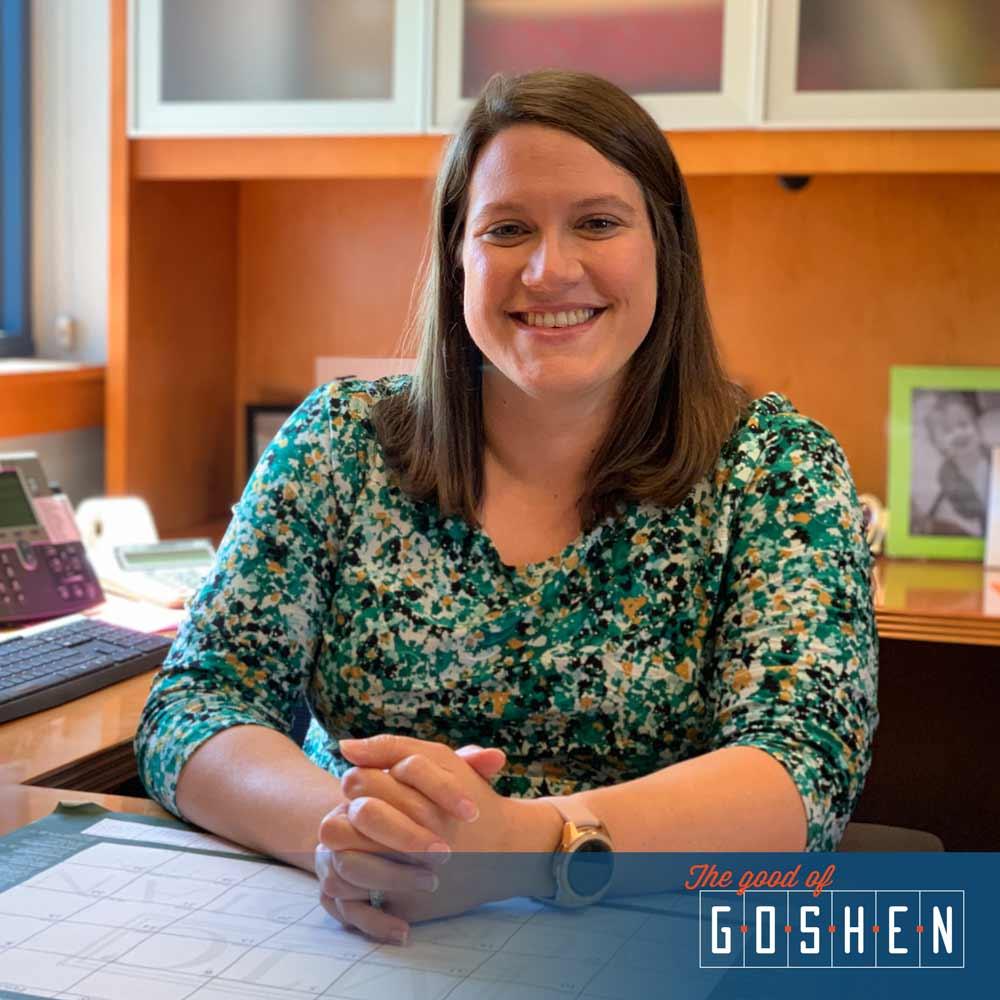 Katie Schmidt • The Good of Goshen