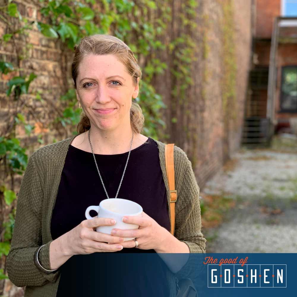 Tricia Blosser • The Good of Goshen