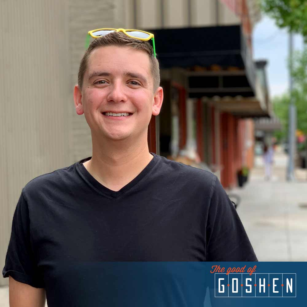 Tyler Miller • The Good of Goshen