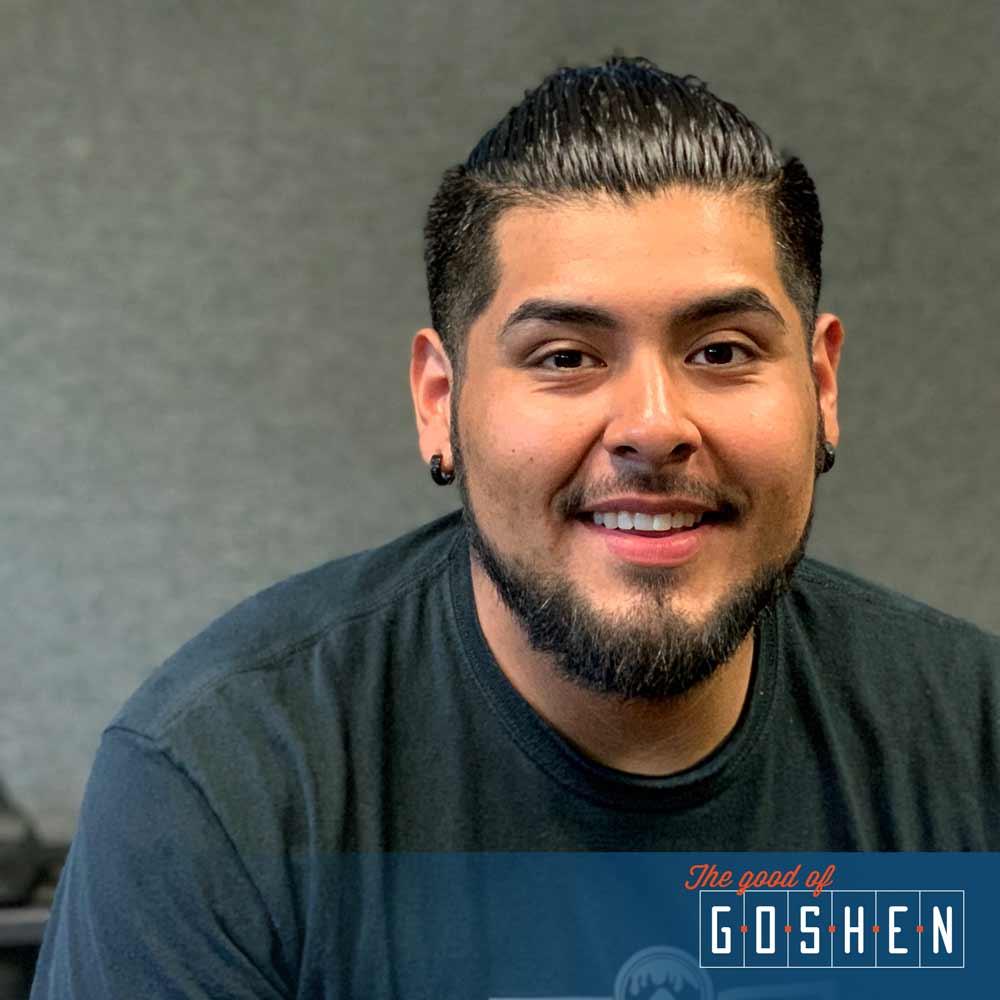 Favian Saucedo • The Good of Goshen