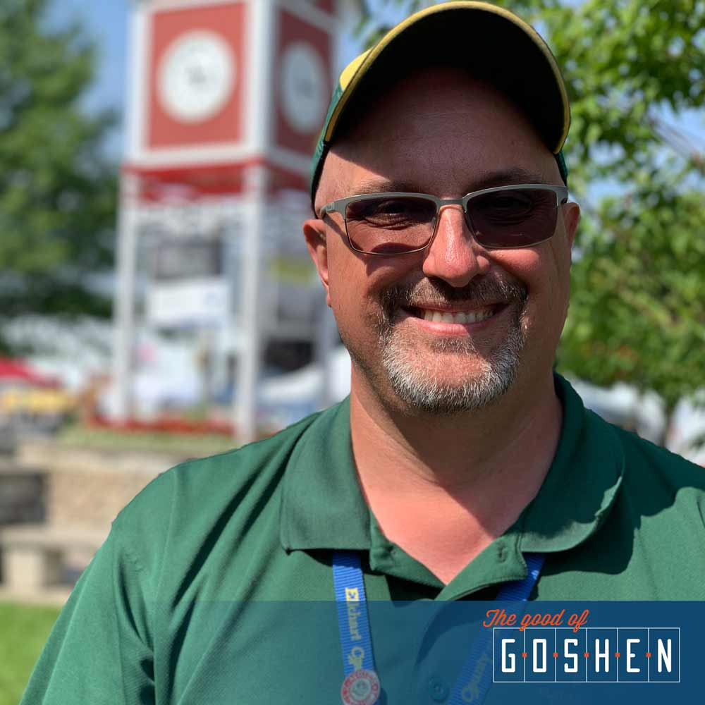 Josh Culp • The Good of Goshen