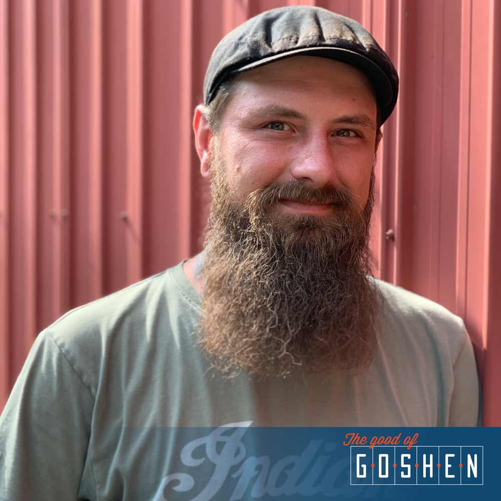 Brandon Seitz • The Good of Goshen
