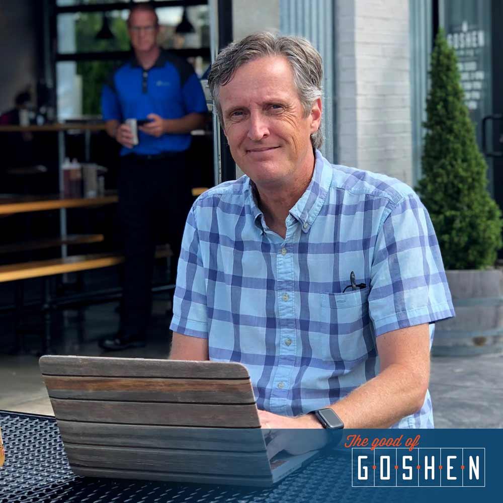 Chris Judson • The Good of Goshen