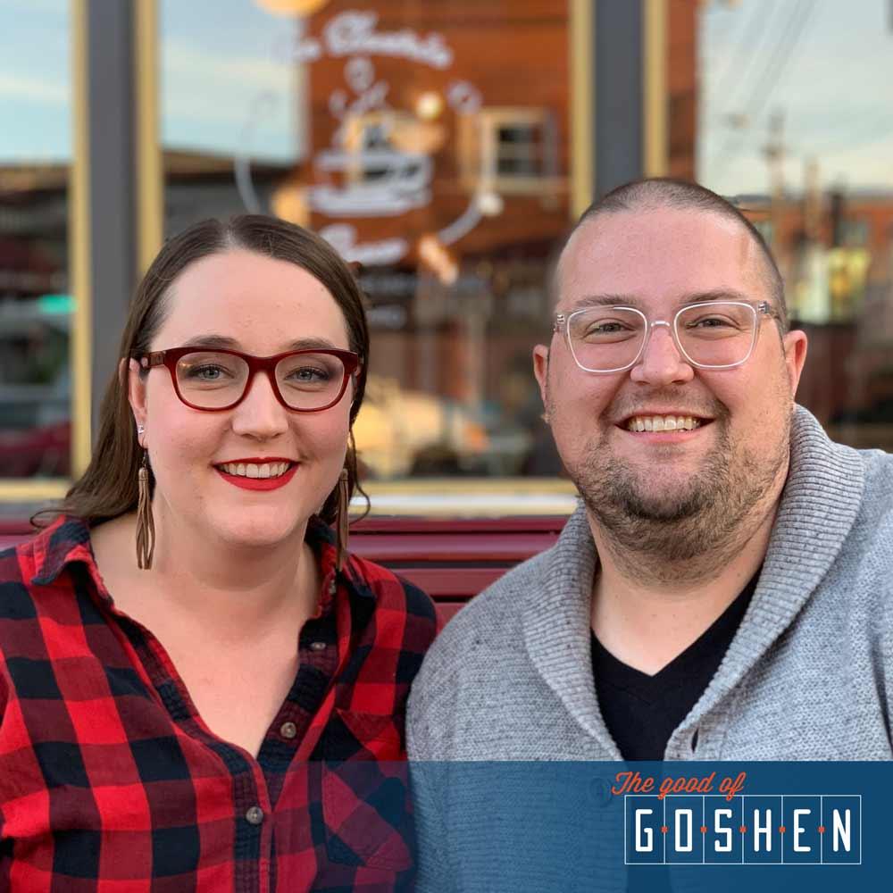 Joel and Naomi Kern • The Good of Goshen