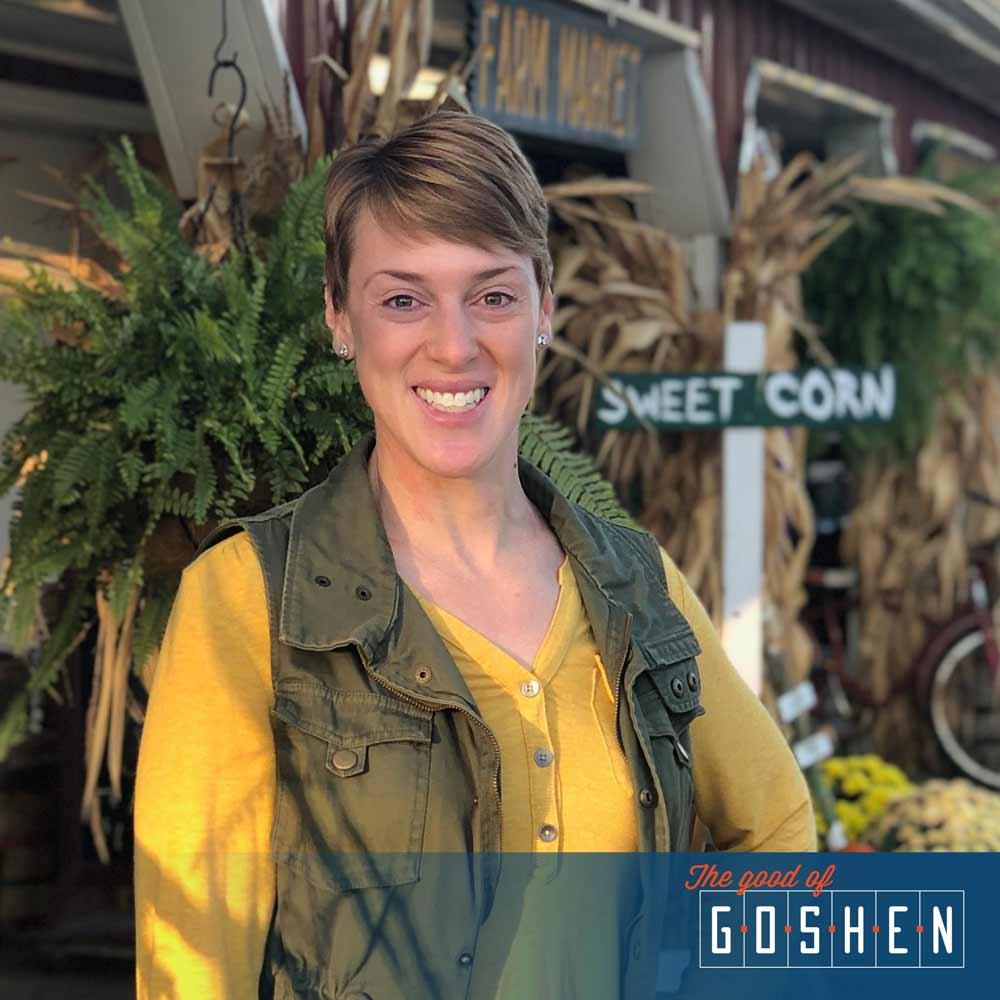 Mollie Kercher • The Good of Goshen