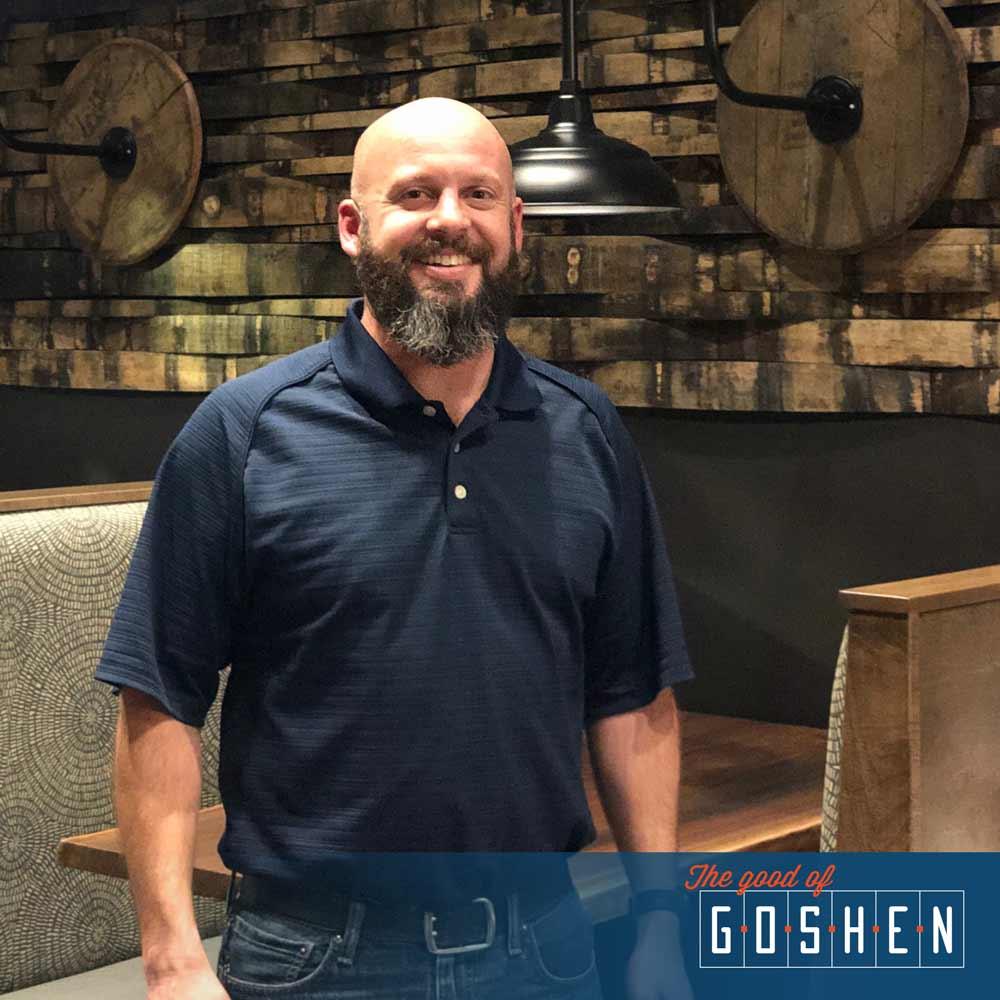 Nate Widowmski • The Good of Goshen