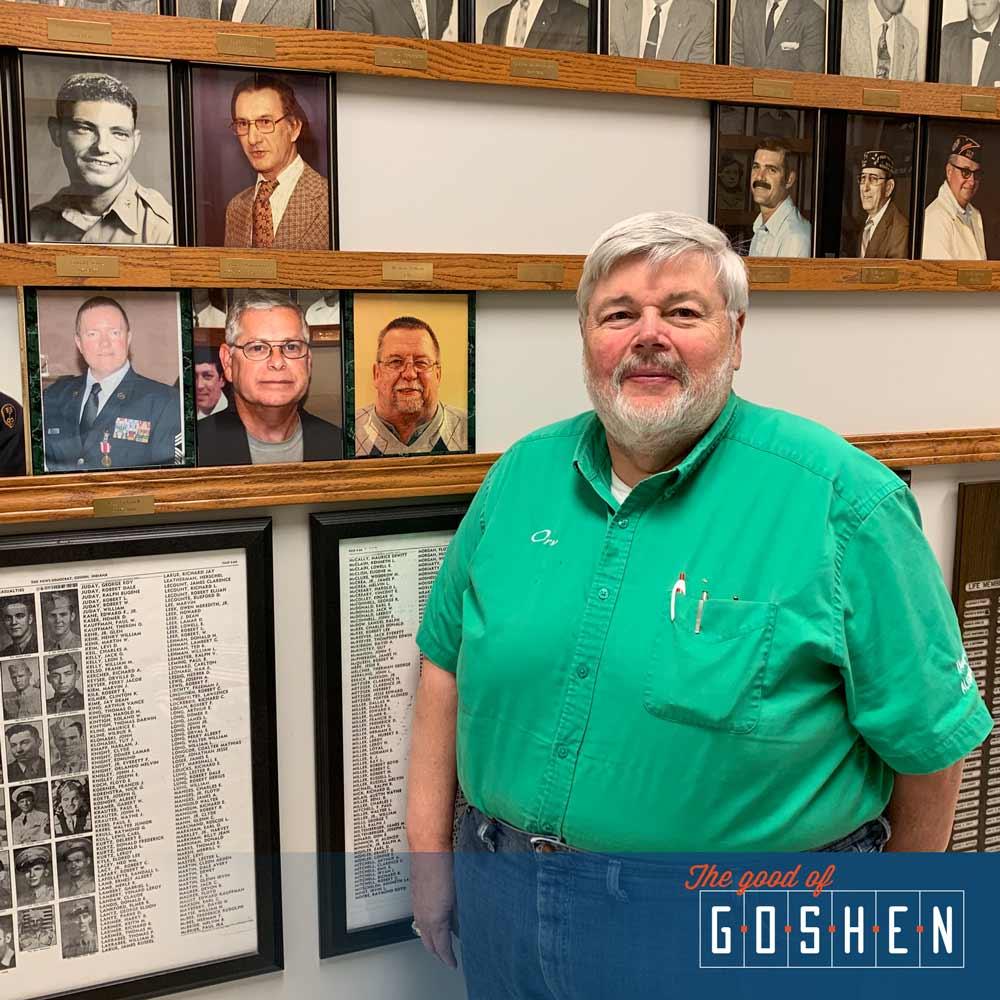 Orv Myers • The Good of Goshen