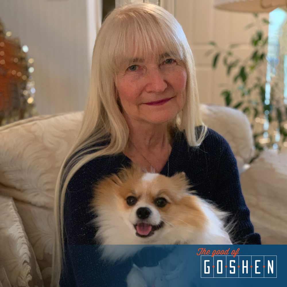 Roxanne Dunn-Kiehl • The Good of Goshen