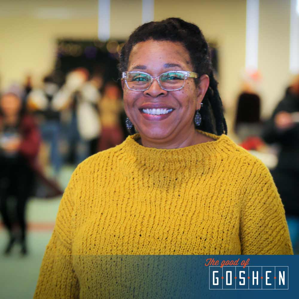 Regina Shands Stoltzfus • The Good of Goshen