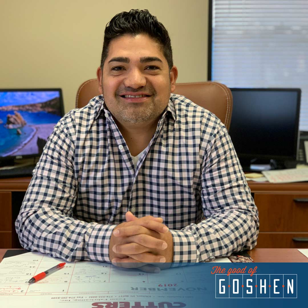 Junior Medina • The Good of Goshen