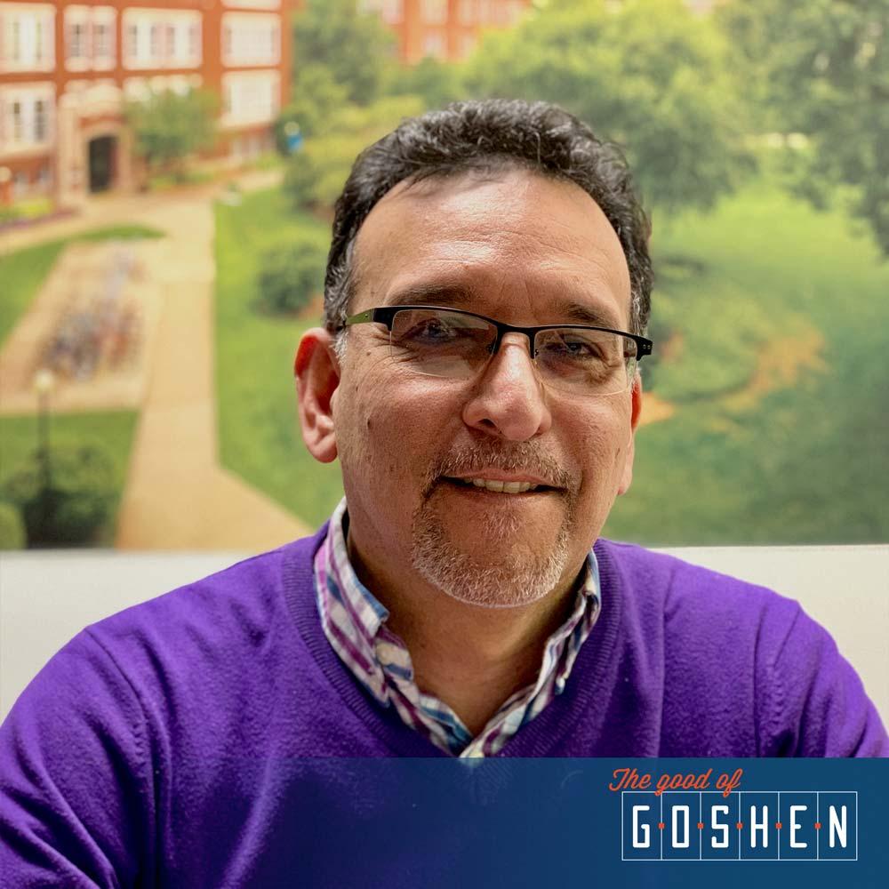 Gilberto Perez, Jr. • The Good of Goshen