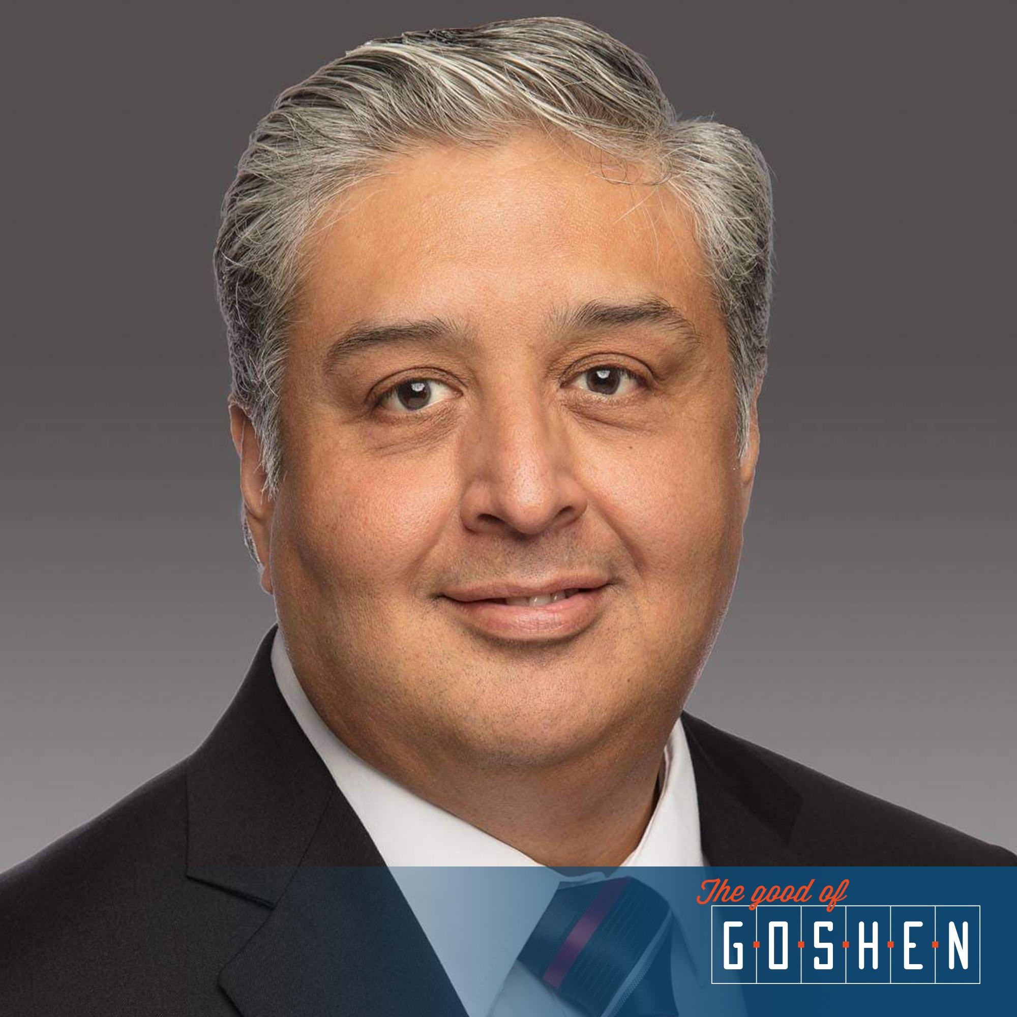Jose Elizalde • The Good of Goshen