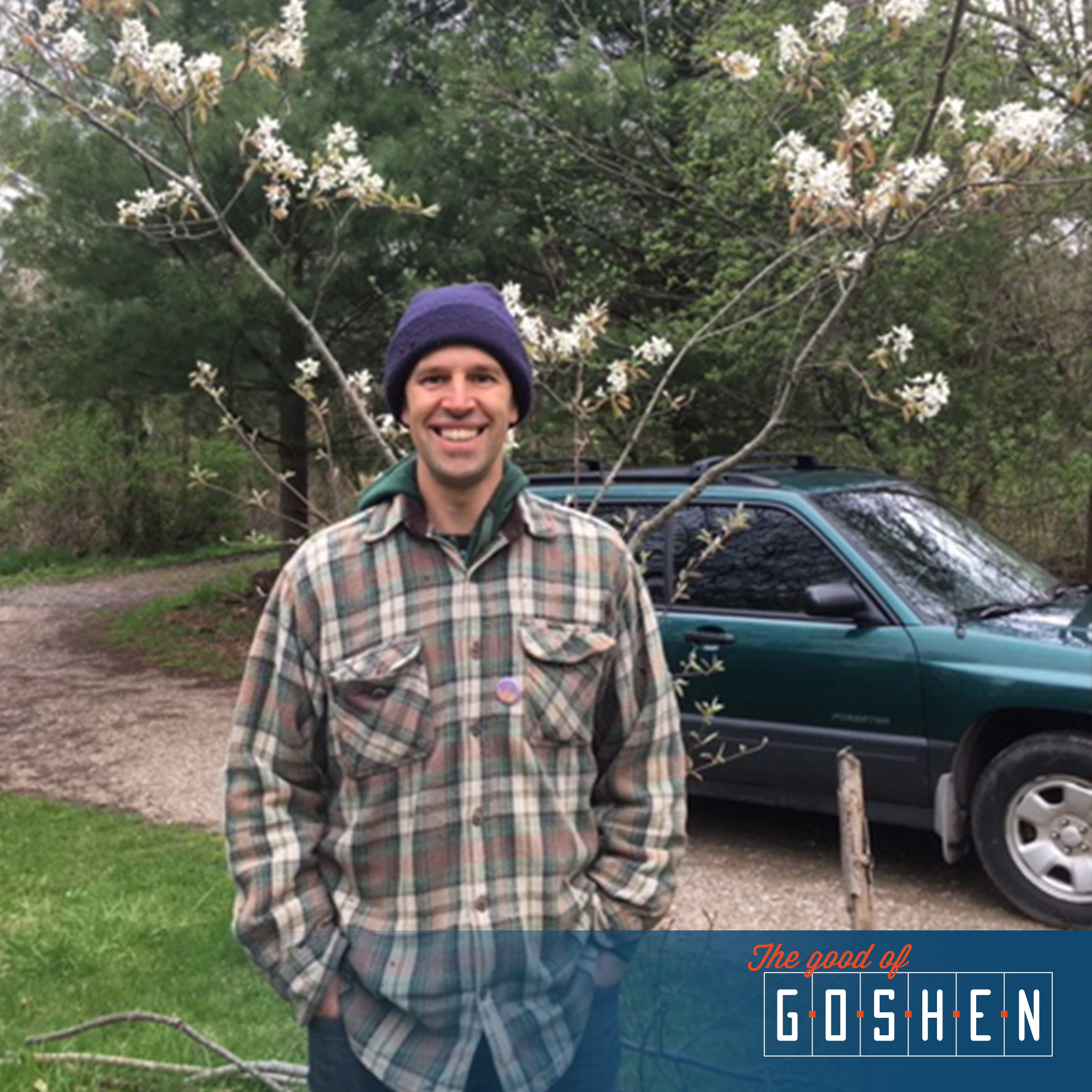 Aaron Sawatsky-Kingsley • The Good of Goshen
