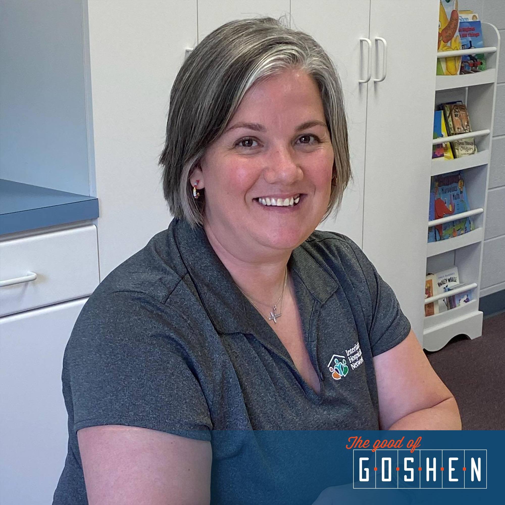 Mindy Morehead • The Good of Goshen