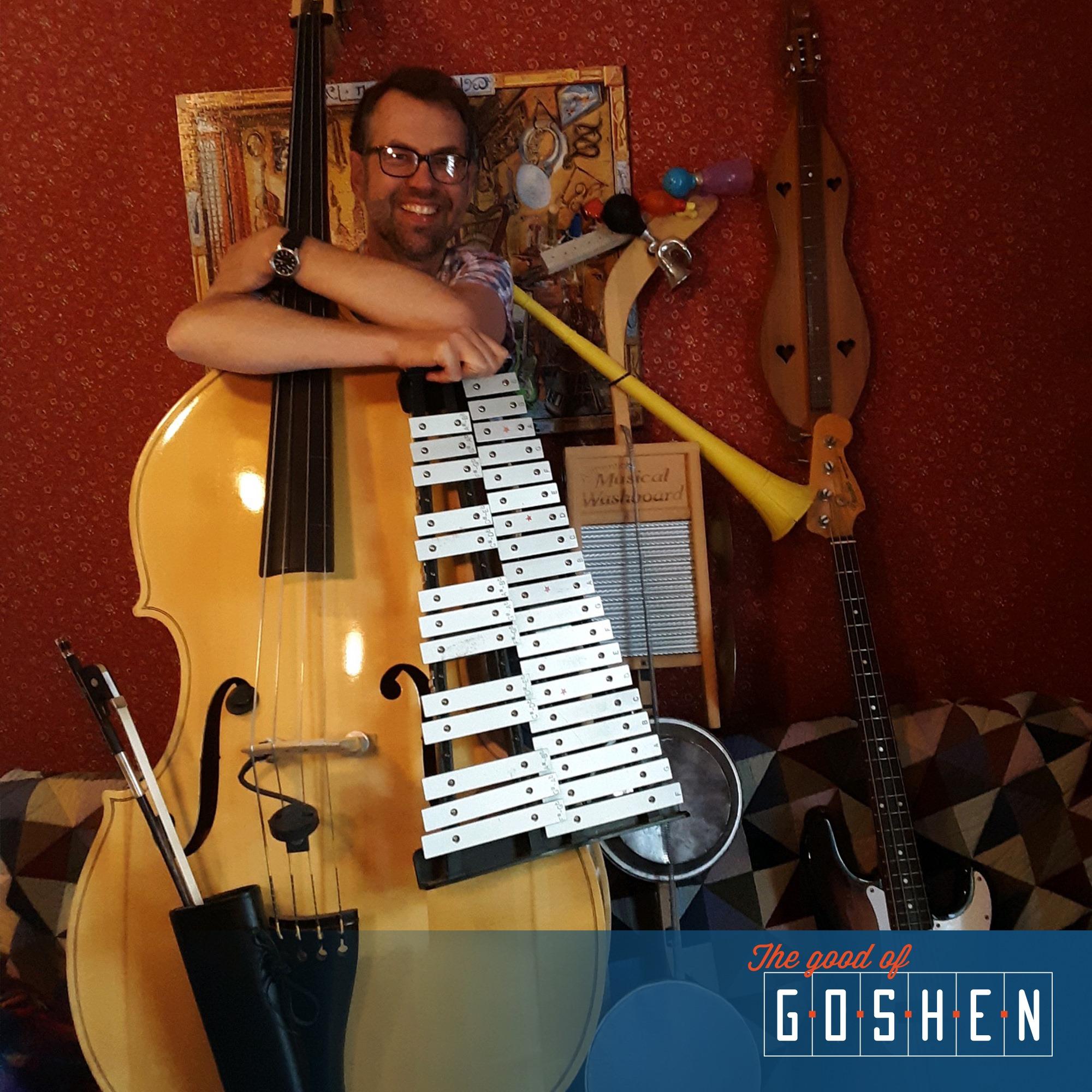 Kent Dutchersmith • The Good of Goshen