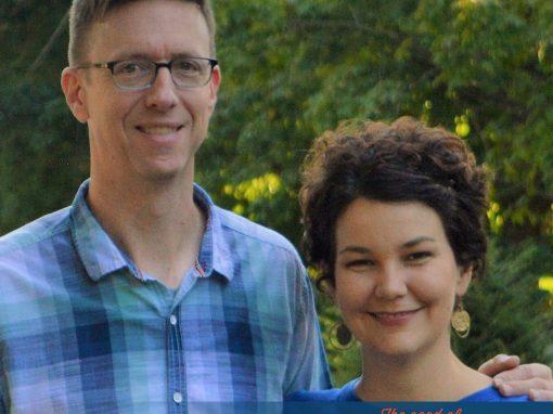 Nate Osborne and Kathleen Jones