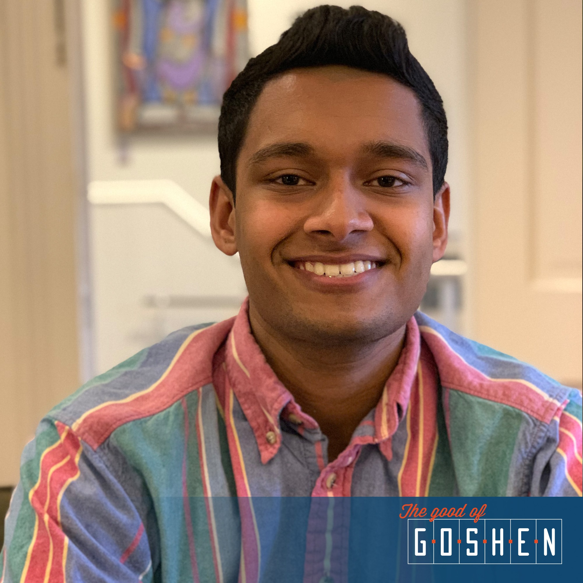Ronit Goswami • The Good of Goshen