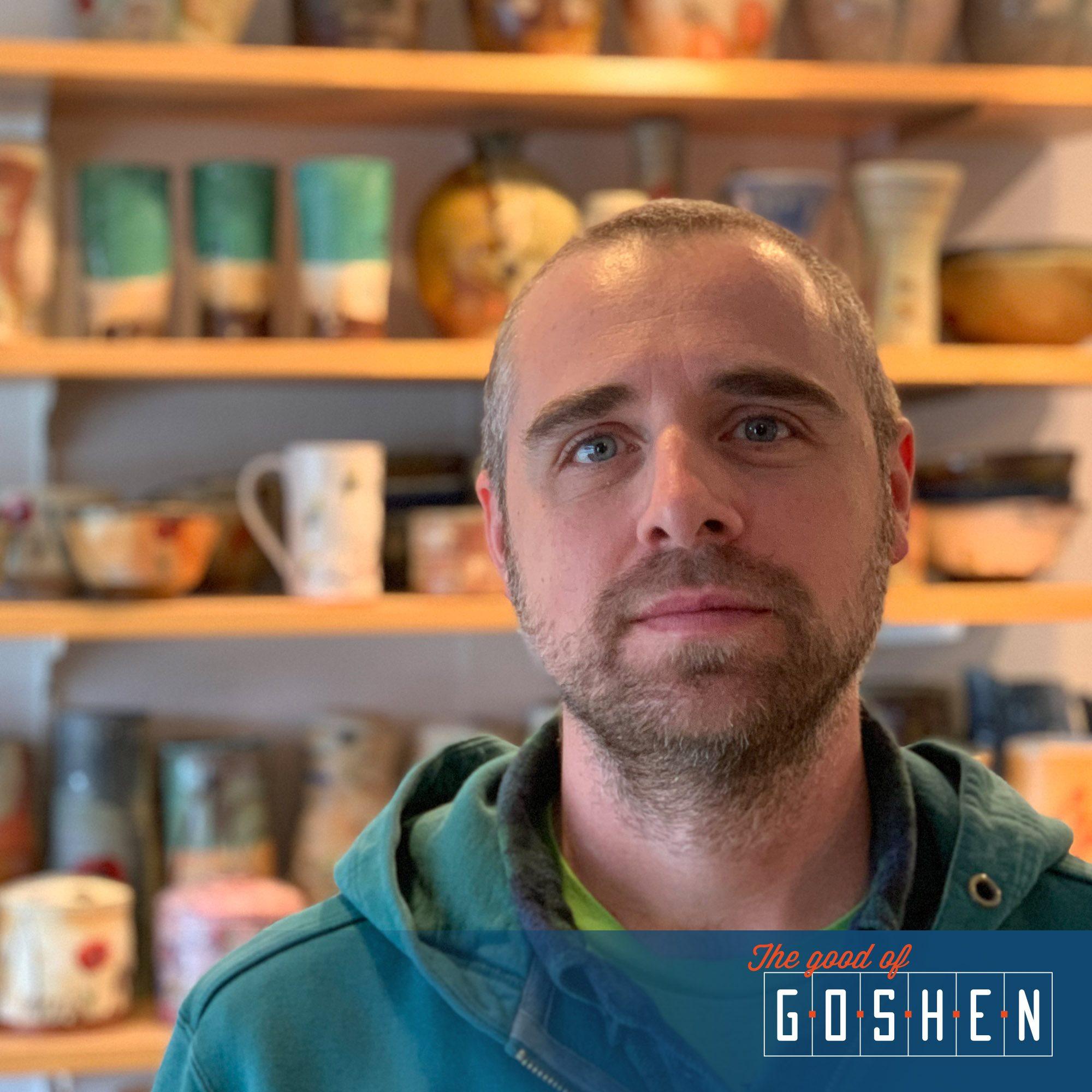 Justin Rothshank • The Good of Goshen
